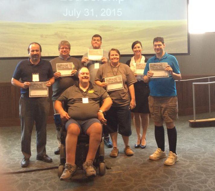 SACK self Advocates and allies at the Kansas Leadership Center