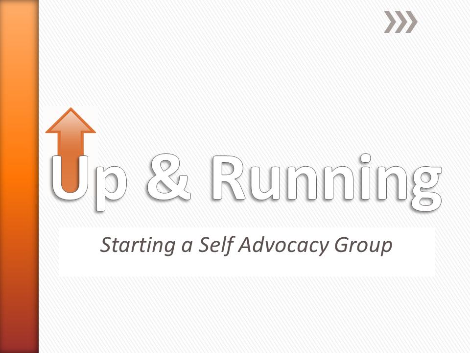SACK presentation - Up and Running